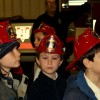 Field trip to Saunders Volunteeer Fire Dept, Bedford, VA