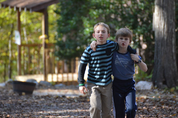 Buddies help each other go the extra mile for WCEC